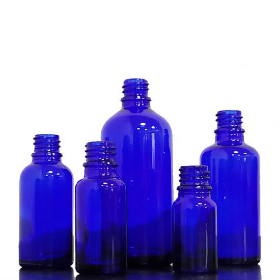 glass bottles for essential oils